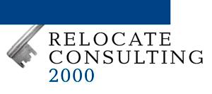 Logo Relocate Consulting 2000