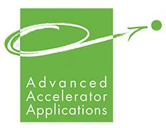 Logo Advanced Accelerator Applications